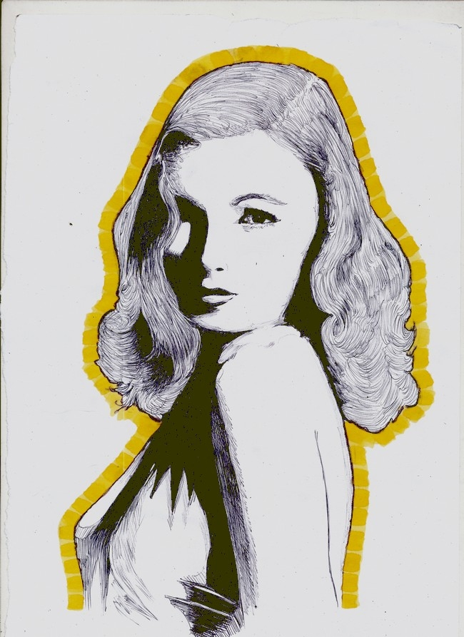 Veronica Lake by didgiv